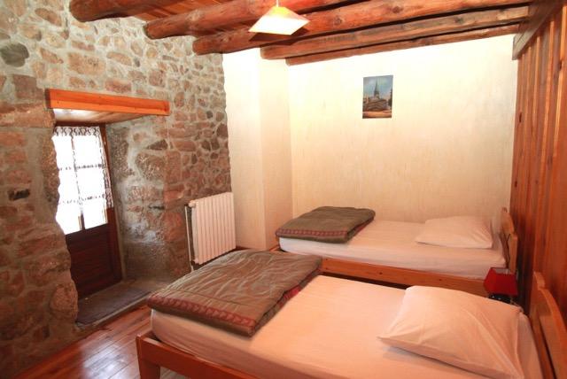 Chez Marie en Aubrac, Gite et hébergement en chambre de 2 à 4 personne.